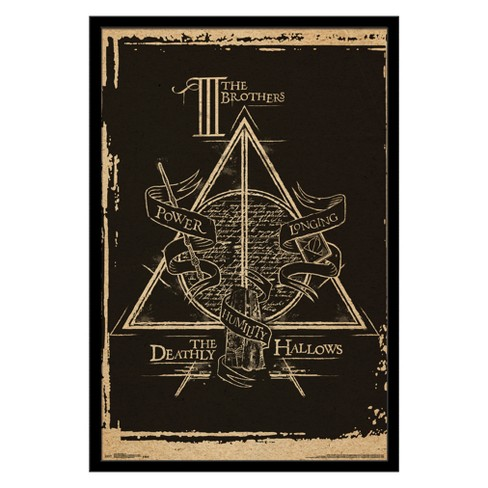 Harry Potter - Iii Framed Poster Trends International - image 1 of 4
