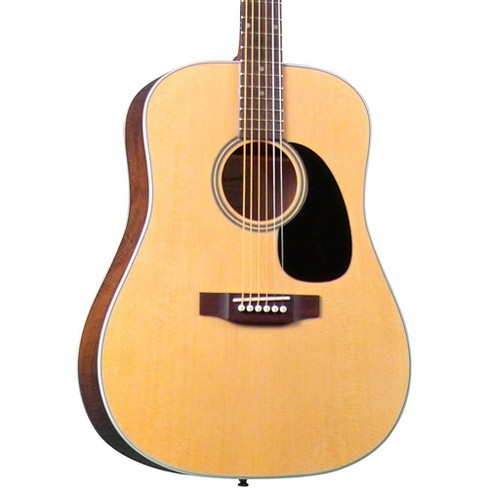 Blueridge BR-60 Contemporary Series Dreadnought Acoustic Guitar Natural - image 1 of 6
