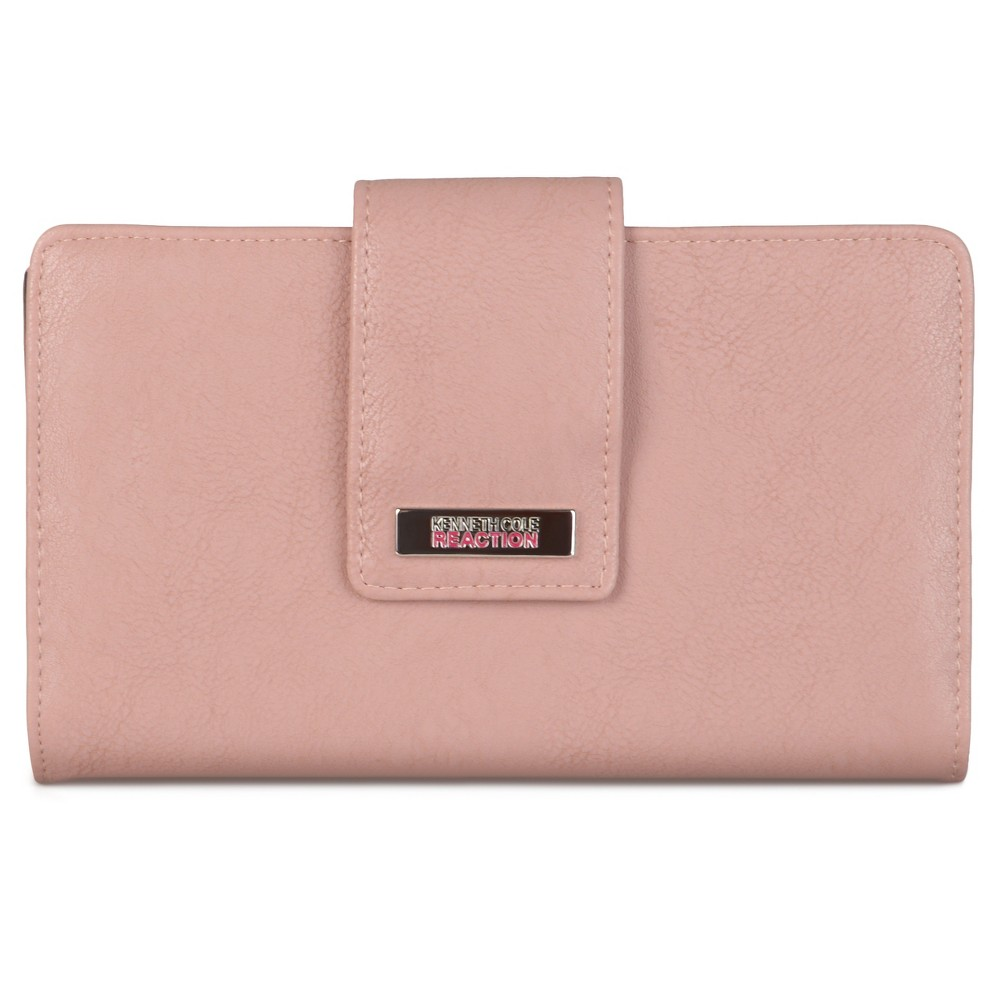 Wallet Kenneth Cole Pink Solid, Women's