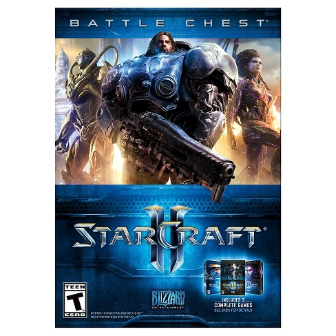Starcraft II: Battle Chest PC Game - image 1 of 6