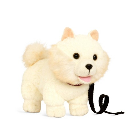 Our Generation Pet Dog Plush with Posable Legs - Pomeranian Pup - image 1 of 3