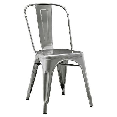 Metal Cafe Chair - Saracina Home
