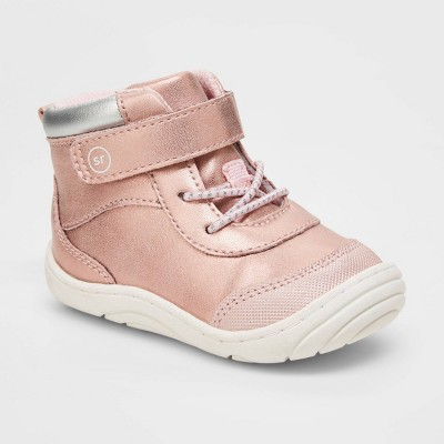 Baby Girls' Surprize by Stride Rite Archer Sneakers - Pink 3