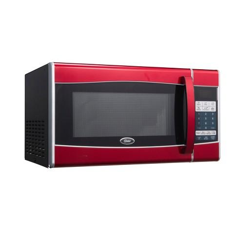 Ft 900 Watt Microwave Oven Red Mw9338sb Target