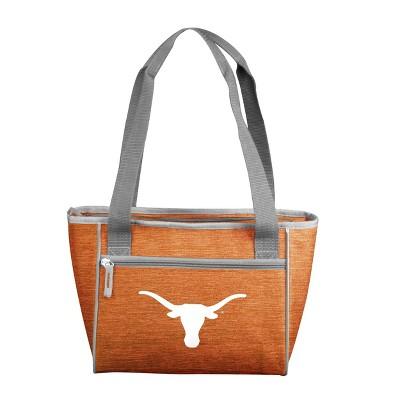 NCAA Texas Longhorns Logo Brands 16 Can Cooler Tote