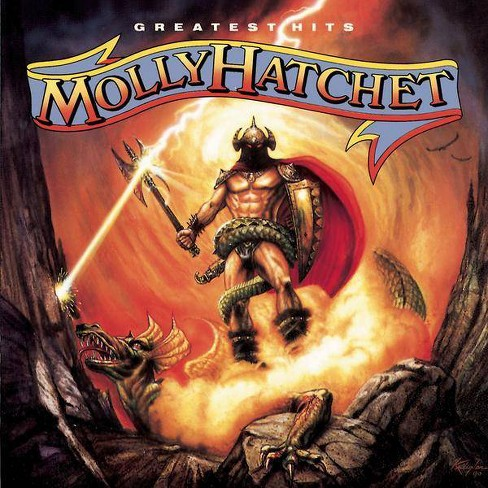 Molly Hatchet - Greatest Hits (Expanded) (Remaster) (CD) - image 1 of 1
