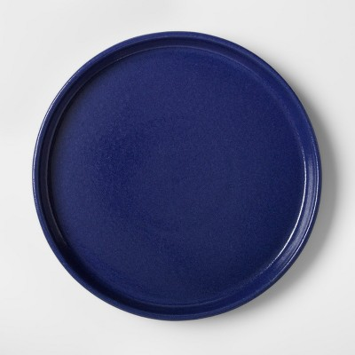 Ceramic Round Tray - Blue - Project 62™