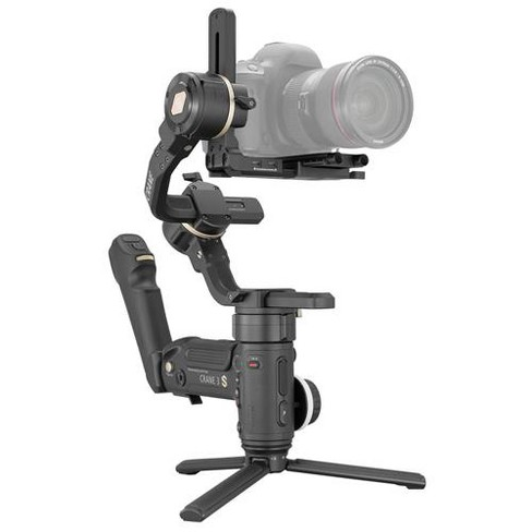 Zhiyun CRANE-3S 3-Axis SmartSling Handheld Gimbal Stabilizer for DSLRs and Cine Cameras - image 1 of 4