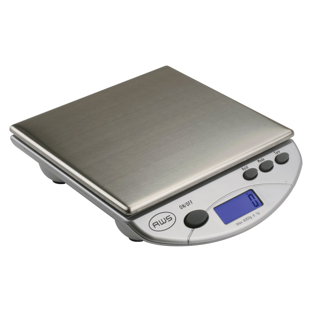 Image of AWS Digital Postal Scale - Silver