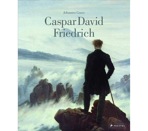Caspar David Friedrich (Hardcover) (Johannes Grave) - image 1 of 1