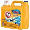 Arm & Hammer Plus Oxi Clean Fresh Scent Liquid Laundry Detergent - 185 fl oz - image 3 of 3