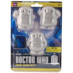 Se7en20 Doctor Who Adipose Putty Pack of 3 Stress Toy