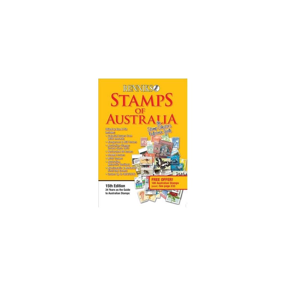 Renniks Stamps of Australia - (Paperback)
