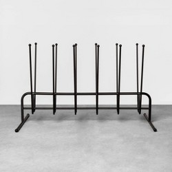 Metal Boot Rack Black - Hearth & Hand™ with Magnolia