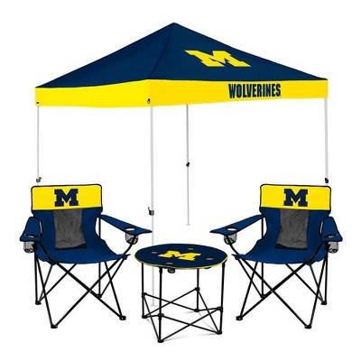 NCAA Michigan Wolverines Tailgate Bundle