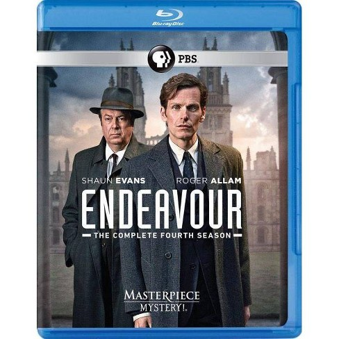 Endeavour: Series 4 (Blu-ray) - image 1 of 1