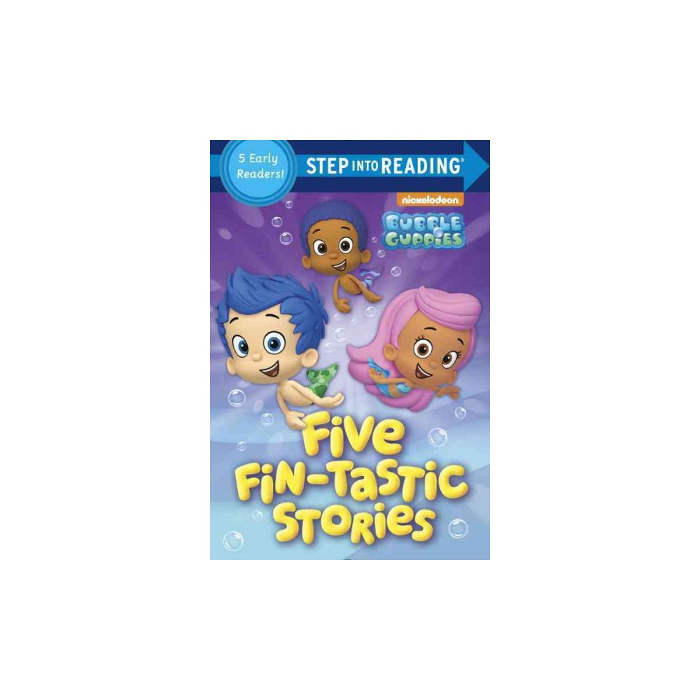 Five Fin-tastic Stories (Paperback) (Mary Tillworth & Josephine Nagaraj)