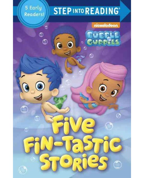 Five Fin-tastic Stories (Paperback) (Mary Tillworth & Josephine Nagaraj) - image 1 of 1