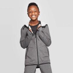 Boys' Victory Fleece Full Zip Sweatshirt - C9 Champion®