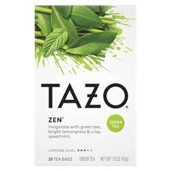Tazo Zen Tea - 20ct