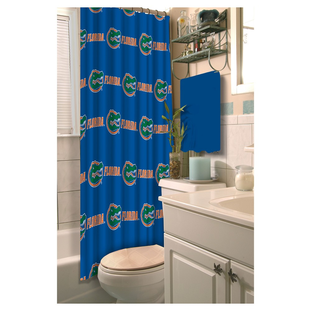 NCAAFlorida Gators Shower Curtain, Florida Gators