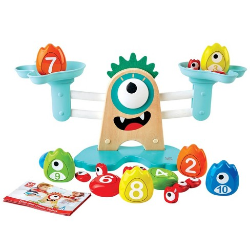 HAPE Monster Math Scale - Learning Measurements and Weight Comparisons - image 1 of 4