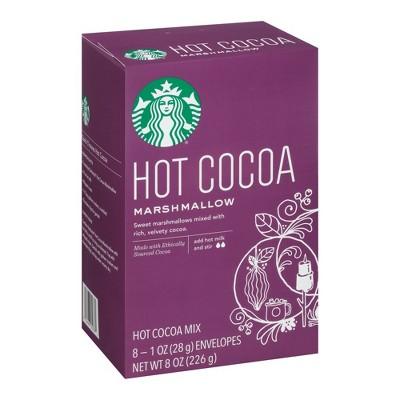 Starbucks Toasted Marshmallow Hot Cocoa Mix - 8ct