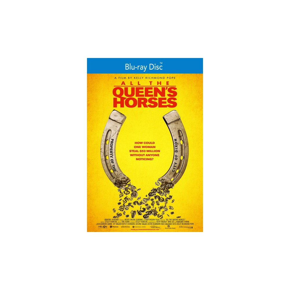 All The Queen's Horses (Blu-ray)