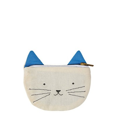Meri Meri - Cat Pouch - Handbags - 1ct