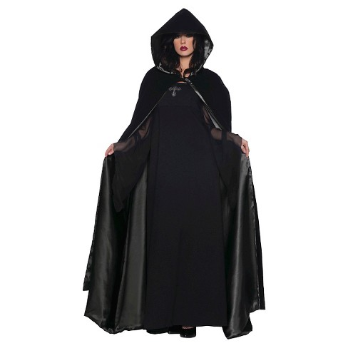 "Adult Costume Cape Deluxe 63"" - image 1 of 1"