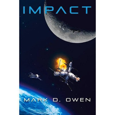 Impact, 1 - (The Pan Nationals) by  Mark D Owen (Paperback)
