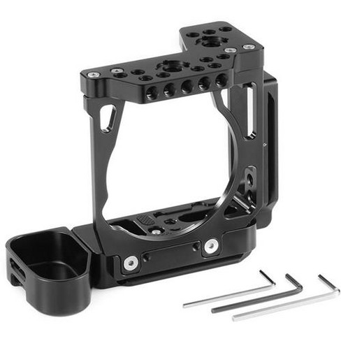 SmallRig Half Cage with Arca L-Bracket for Sony A7III and A7RIII Camera - image 1 of 4