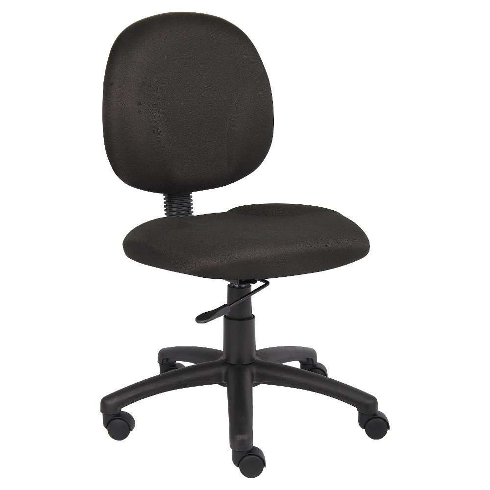 Image of Diamond Task Chair Black - Boss Office Products