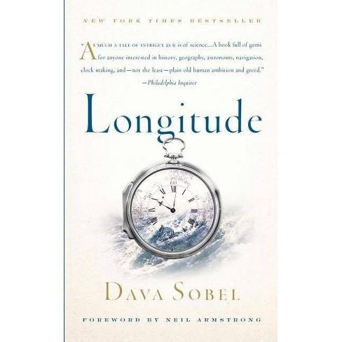 Longitude - by  Dava Sobel (Paperback) - image 1 of 1