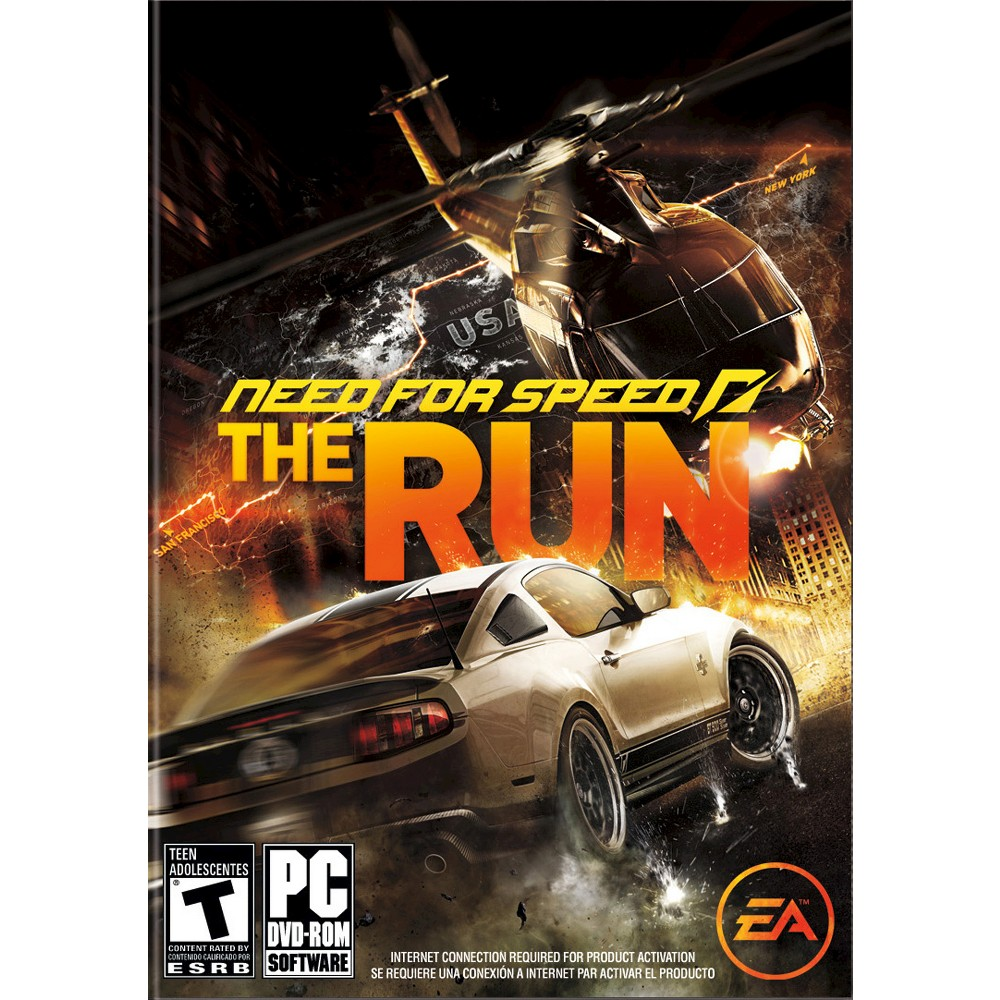 Need For Speed: The Run - PC Game (Digital)
