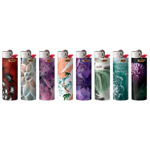 BIC 4ct Special Edition Lighters