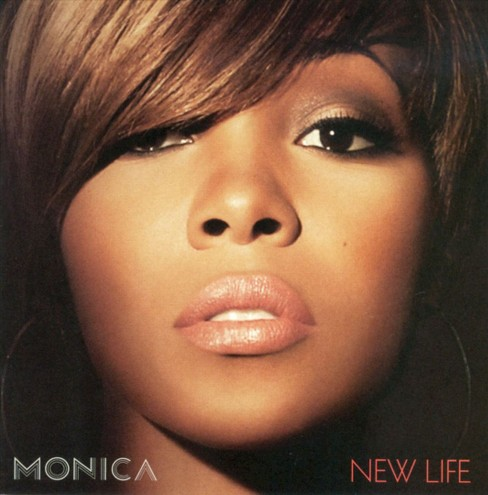 Monica - New Life (CD) - image 1 of 6