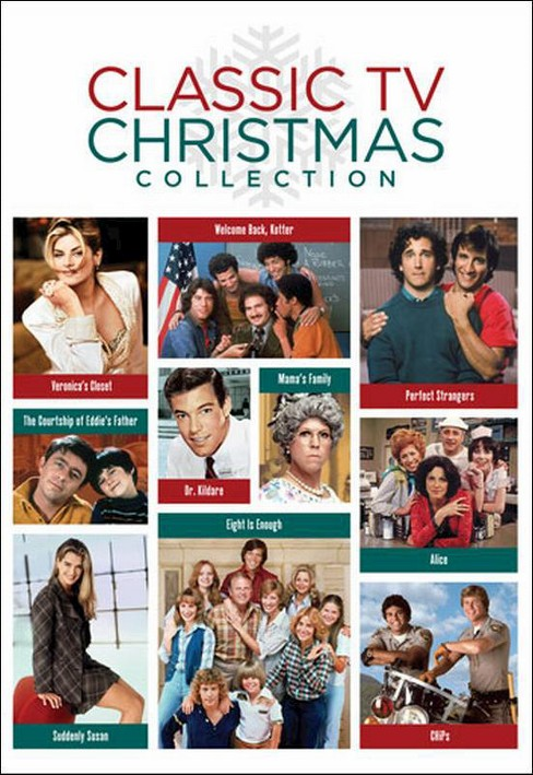Classic tv christmas collection (DVD) - image 1 of 1