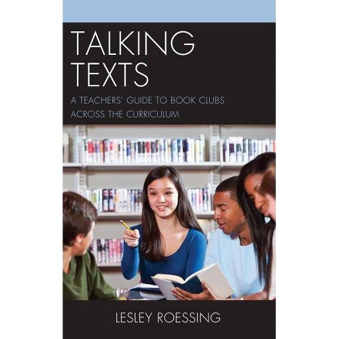 Talking Texts - by  Lesley Roessing (Paperback) - image 1 of 1