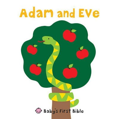 Adam and Eve - (Baby's First Bible)by Roger Priddy (Board_book)