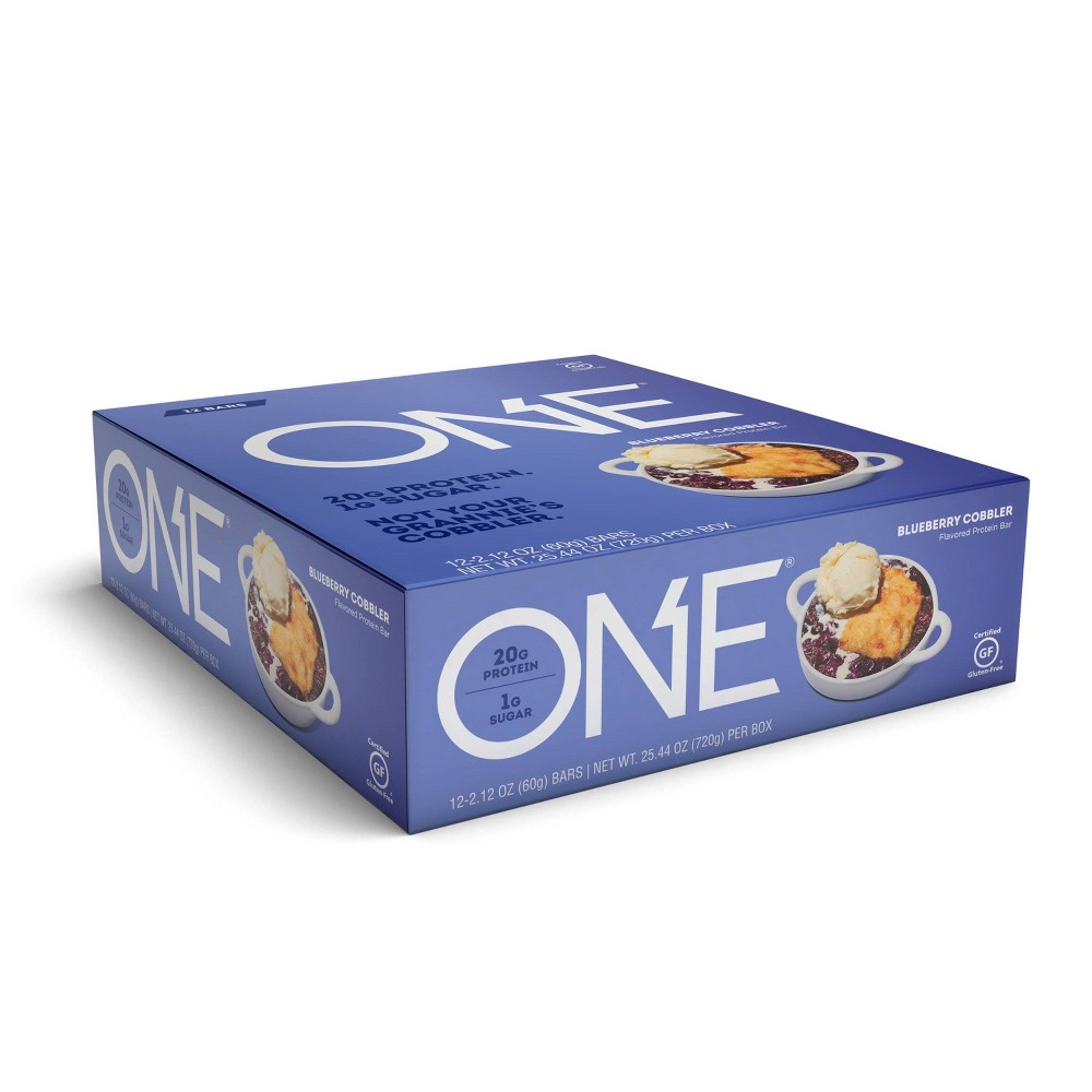 One Protein Bar - Blueberry Cobbler - 12ct