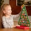 Melissa & Doug Wooden Advent Calendar - Magnetic Christmas Tree, 25 Magnets - image 2 of 3