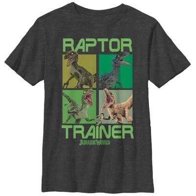 Boy's Jurassic World Raptor Trainer T-Shirt
