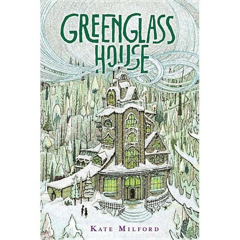 Greenglass House - by  Kate Milford (Hardcover) - image 1 of 1