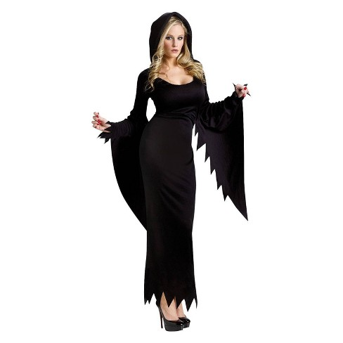 Women's Hooded Gown Costume Medium/Large - image 1 of 1