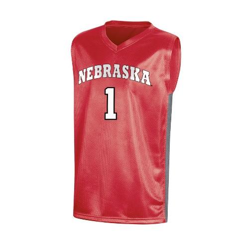 6f400adcc NCAA Boy's Basketball Jerseys Nebraska Cornhuskers : Target