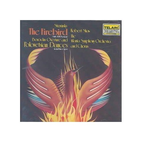Shaw - Stravinsky: The Firebird Suite; Borodin: Overture and Polovetsian Dances from Prince Igor (CD) - image 1 of 1