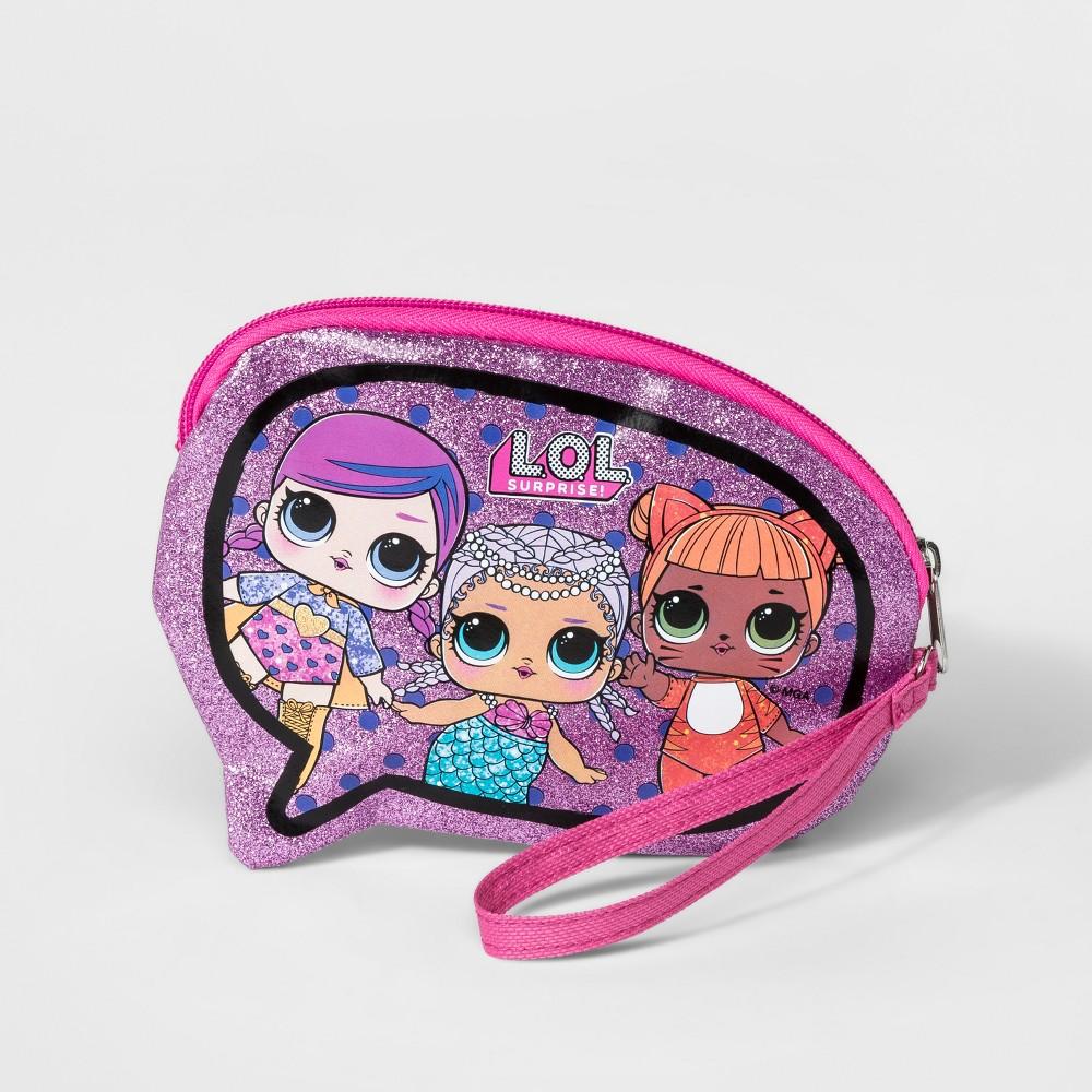 Girls' L.O.L. Surprise! Wristlet - Purple, Size: Large, Pink