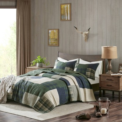 Mill Creek Oversized Cotton Quilt Set