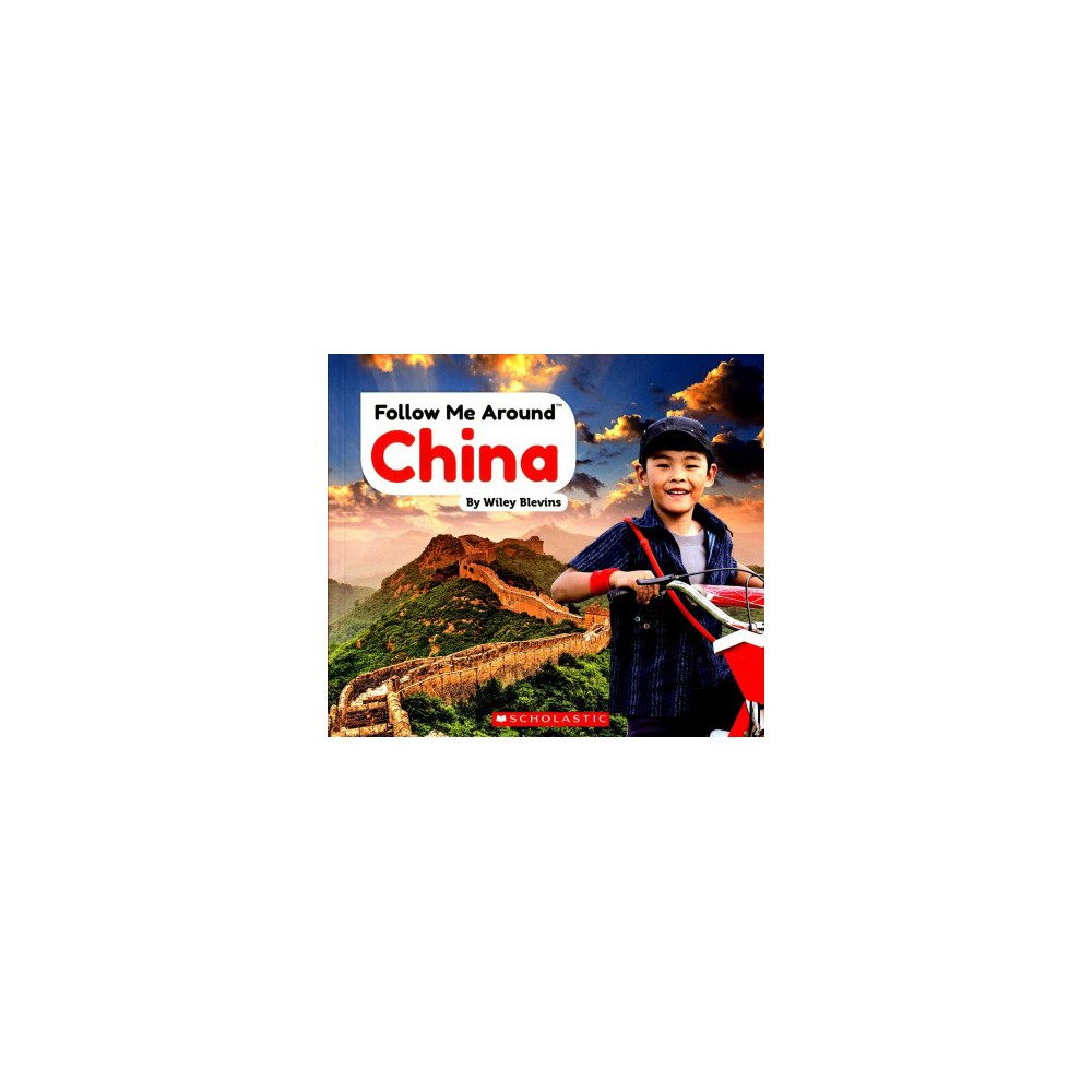 China (Paperback) (Wiley Blevins)